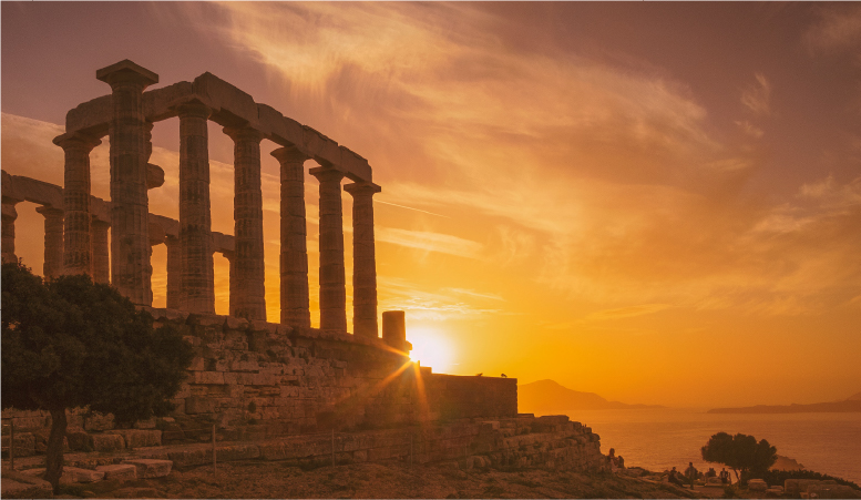 Cape Sounio private <br/>sunset tour from Athens
